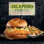Wendy's Introduces Jalapeño Fresco Spicy Chicken Sandwich and new Breakfast Menu