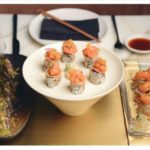 Sushi Fusion at PLAY Restaurant & Lounge