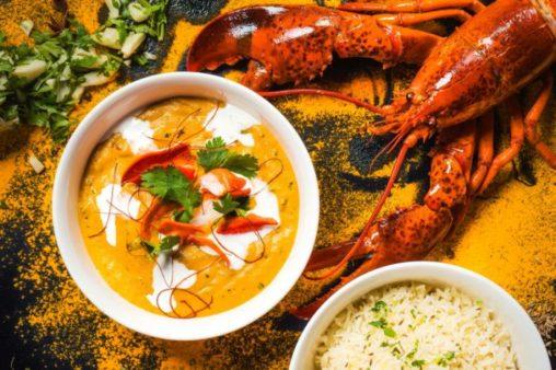 burger & lobster tikka Dubai